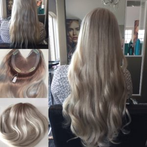 V-Part 60cm Plus losse hairextensions voor extra veel volume.