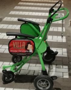 Villa Capellli sponsored SMT Enschede